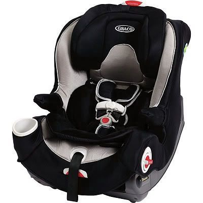Graco Smart Seat All-in-One Convertible Car Seat Review — 40weeks